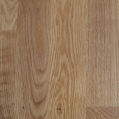 Oak 3 Strip Rustic Smooth Satin